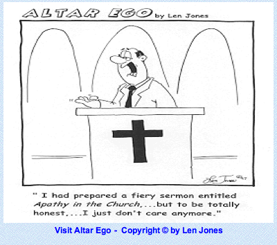 Church humor jokes