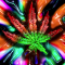 weed psychodelic art small