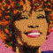 whitney houston in pills small